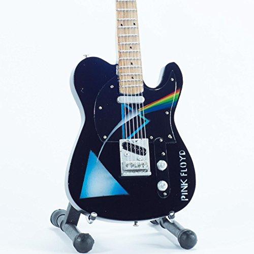 Mini guitarra de colección - Replica mini guitar - Pink Floyd - Tribu