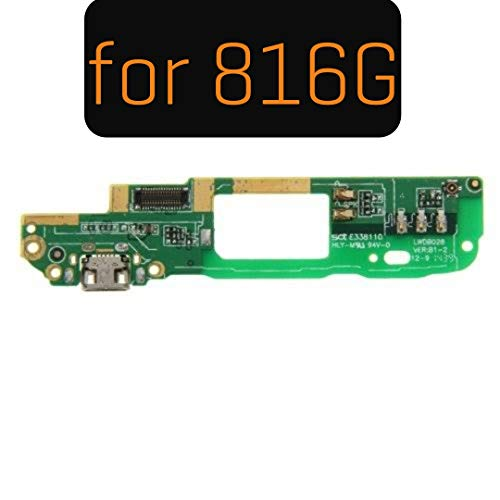 SPAREWARE USB Charging Port Dock Connector Charging Flex Cable Part Compatible for HTC Desire 816G