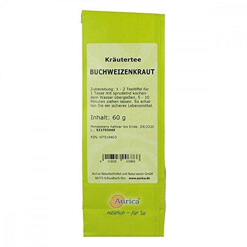 BUCHWEIZENKRAUT Tee Aurica 60 g