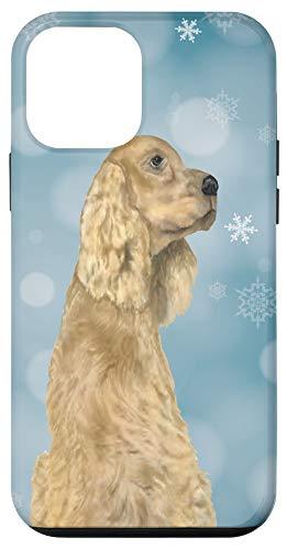 iPhone 12 mini Cocker Spaniel Christmas Lovers Phone Case Meme Gift Case