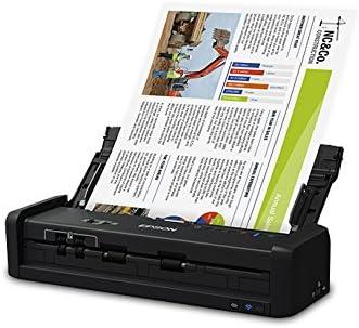 Epson Albuquerque Mall Workforce Dealing full price reduction ES-300W Wireless Portable Scanne Duplex Document