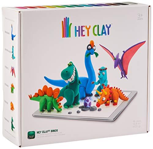 Hey Clay Dinos Galápagos Jogos