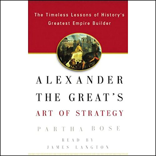 Alexander the Great's Art of Strategy cover art