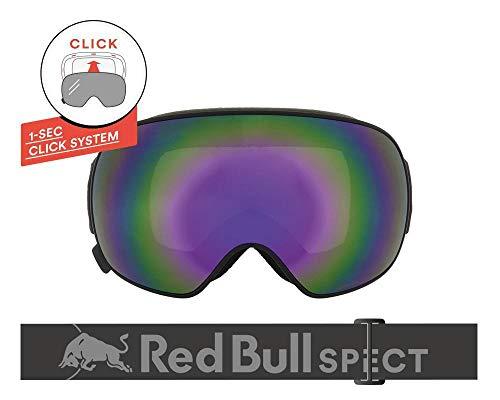 Red Bull Herren Schneebrille SPECT Eyewear MAGNETRON-007 Dark Blue