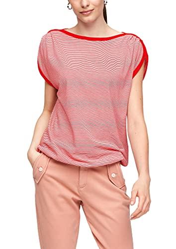 s.Oliver Damen 120.10.104.12.130.2063131 T-Shirt, 31G1, 40