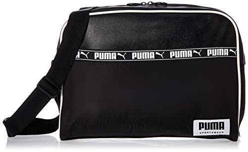 PUMHB|#Puma Campus Reporter Zaino, Unisex – Adulto, Puma Black, OSFA
