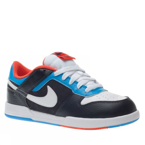 Nike - Fashion/Mode Renzo 2 Kid + Jr, color blanco, (azul gris), 31 EU