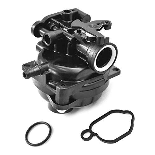 Carburador carbohidratos reemplazo for Briggs & Stratton 799583 El Cortador de césped cortacésped/cortadoras de Gasolina Cortasetos Kit De Confianza