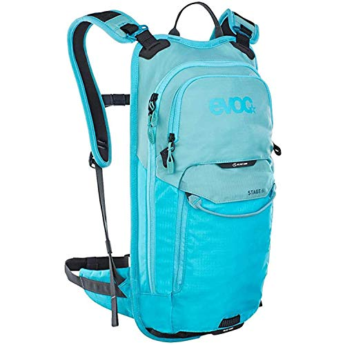 EVOC Backpacks, Aqua Blau/Neon Blau, One size