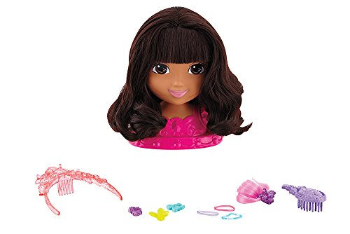 Dora & Friends dgj33 Ballerina Styling Head Puppe