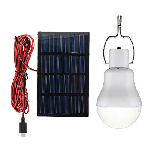 15 W Solar Panel Aangedreven Oplaadbare LED Solar Lamp Draagbare Outdoor Verlichting Camping Wandelen Tent Visserslamp