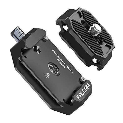 FALCAM F38 Kamera Schnellwechselplatte, Quick Release Platte mit 1/4