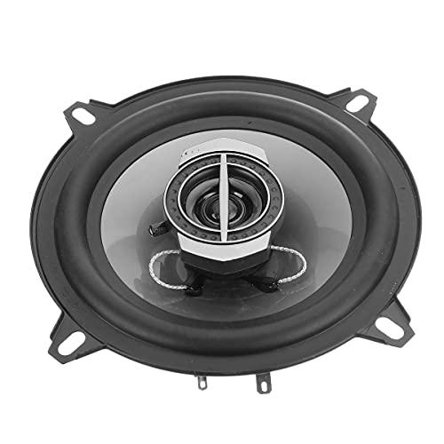 SXCXYG Altavoces Coche 2 PCS 6 Pulgadas 500W Coche Altavoz de Audio 4 Way Coaxial Ruidoso Altavoz Universal Vehículo Auto Audio Música Estéreo HiFi Altavoces Altavoz Coche