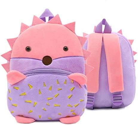 Children Toddler Preschool Backpack Plush Animal Cartoon Backpack Baby Kids School Satchel Travel product image