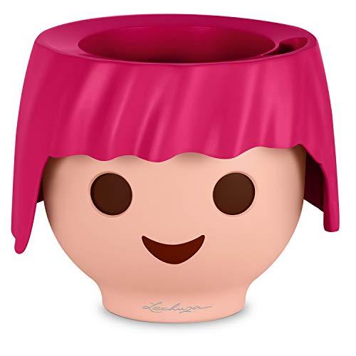 Lechuza Ojo Macetero, Ruby Pink