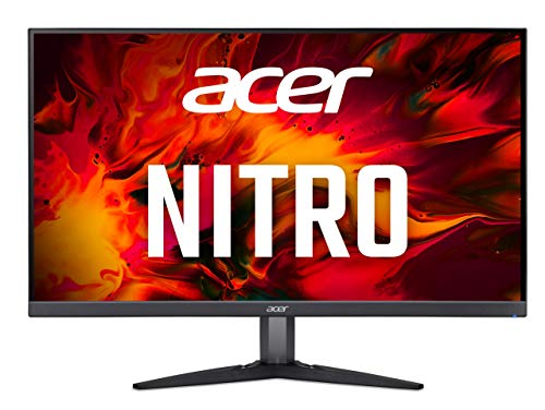 Acer KG282K Gaming Monitor 28 Zoll (71 cm Bildschirm) 4K (UHD),60Hz, 4ms (G2G), 2xHDMI 2.0, DP 1.2, HDMI/DP FreeSync, Schwarz