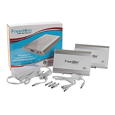 Freedom CPAP Battery Standard Kit