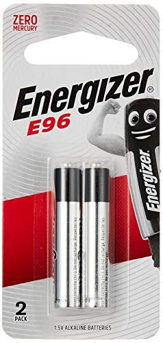 4 Energizer AAAA / E96 / LR61 Batterie Alkaline, Lange Haltbarkeit (Prüfdatum)