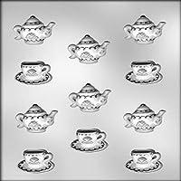 CK チョコレート型/ティーポット&ティーカップ