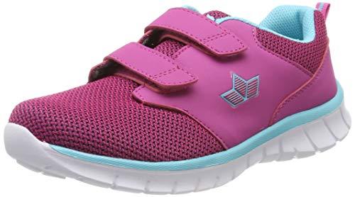 Lico Damen Nolan V Sneaker, Pink (Pink/Türkis), 41 EU