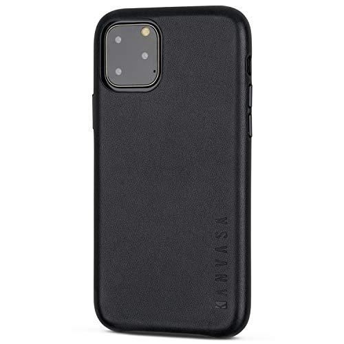 EG custodia a portafoglio in pelle per iPhone 11 Pro MAX 6.5