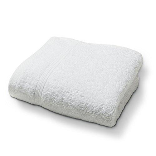 Today serviettes Invité Coton, Blanc, 50x30 cm
