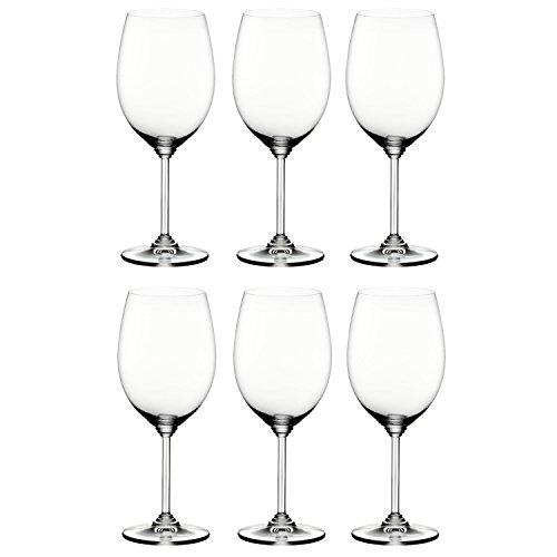 Riedel Wine Series Crystal Cabernet/Merlot Wine Glass, Set of 6