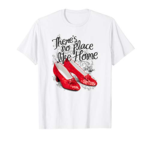 Wizard of Oz Ruby Slippers T-Shirt