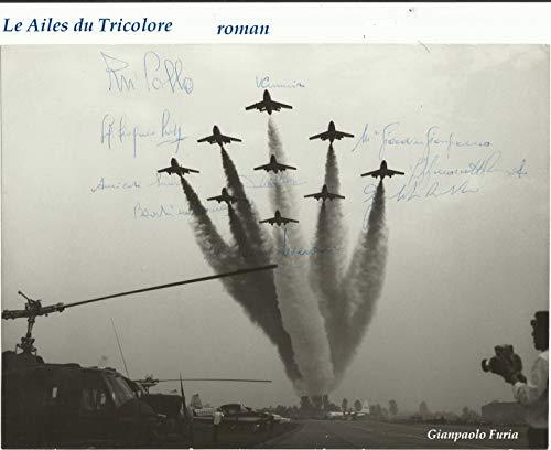 Les Ailes du Tricolore: roman (Talent et Amour) (French Edition)