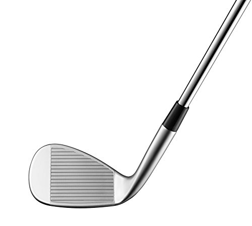 Product Image 3: TaylorMade TP EF Wedge Chrome 56 12 Bounce Tour Grind Left Hand Wedge Flex