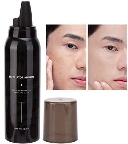 Homme Nicolas Amino Acid Exfoliating Cleansing Mousse Oil Control Moisturizing Deep Cleansing Exfoliating Skin 120ml