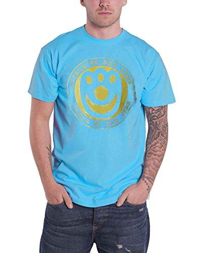 Ni No Kuni T Shirt Leader of The Cats Logo Nouveau Officiel Gamer Homme Bleu Size XXL