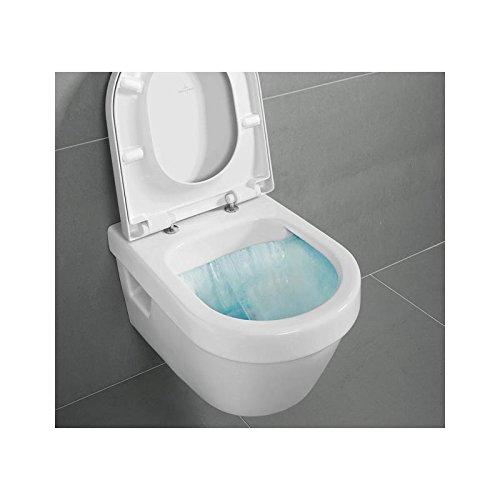V&B Architectura Wand WC directflush Spülrandlos mit WC Sitz und Schallschutz Set