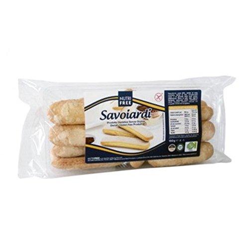 Nutrifree Savoiardi Galletas Gluten 150g gratuito
