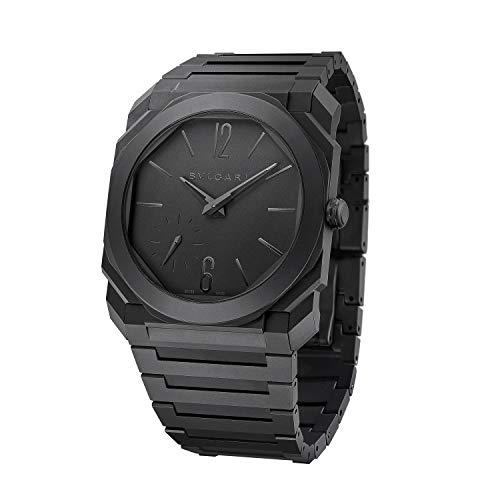 Bulgari Octo Finissimo Extra Thin Ceramic 40mm Mens Watch