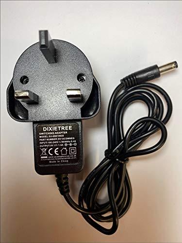 Adapter für Carl Martin Headroom Effektpedal, negativ, 9 V