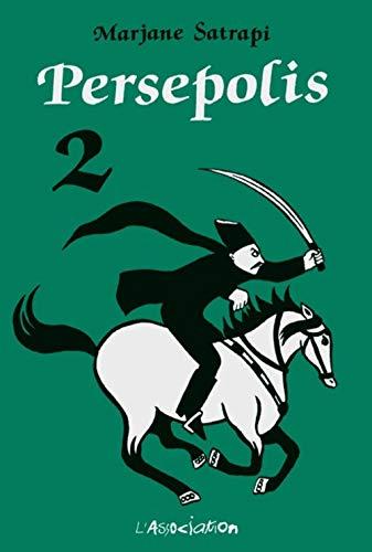 Persépolis, tome 2