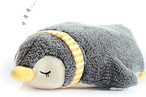 Juguetes de Peluche 50cm Kawaii Penguin Plush Doll Soft Stuffed Animal Penguin Plush Toy Peluches Cojín Niños Niños Cumpleaños