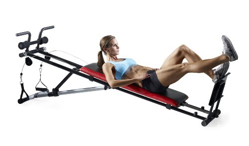 Product Image 17: Weider Ultimate Body Works Black/Red, Standard