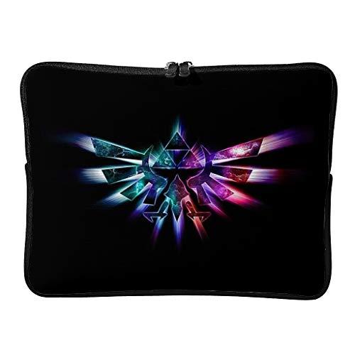 Standard Zelda-Glowing Laptop Bags Slim Waterproof Laptop Bags Suitable for Business Trip