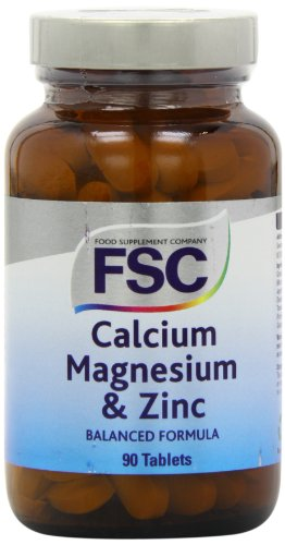 FSC Calcium Magnesium and Zinc - Pack of 90 Tablets
