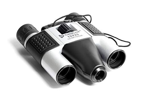 TrendGeek Fernglas mit Kamera TG-125 für Tierbeobachtung, Jagd, Konzerte HD Fotoauflösung