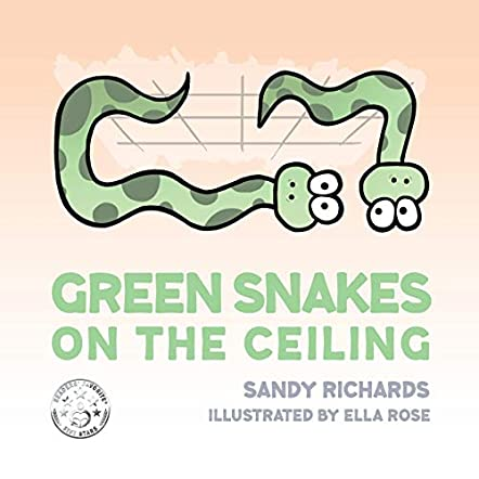 Green Snakes on the Ceiling