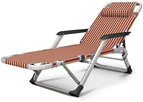 Suge Reclining Außenklappstühle Lounge Chair Schwangere Frau Alten Garten Sonnenliege Strand Stuhl, 2 Styles Zero Gravity Chair (Color : A)