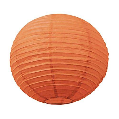 Tim & Puce 502112S Japanse lantaarns, oranje, 15 cm