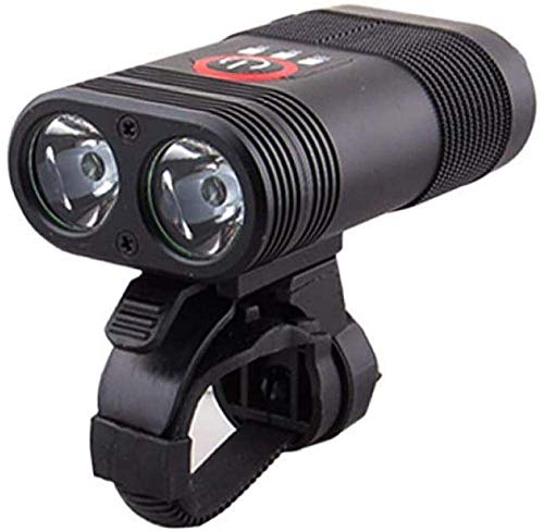 Rechargeable USB Bicycle Light Set StVZO Approved 1800 MAh 700 Lumen Bicycle Light Super Bright LED Mountain BIK.