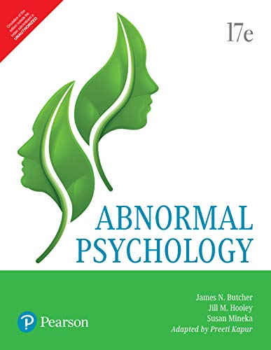Abnormal Psychology | By Pearson