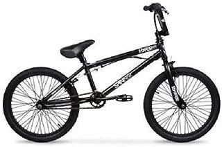 Hyper 20 Spinner Pro Boys' BMX Bike, Black (Spinner Bike) (Black)