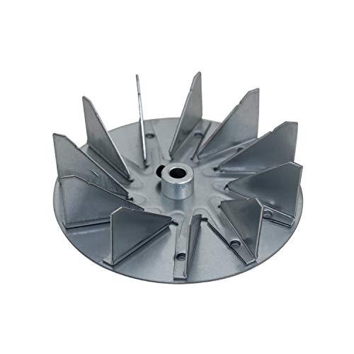 Aspa motor horno electrico con ventilador hojas aspa ventilador horno recambio cocina