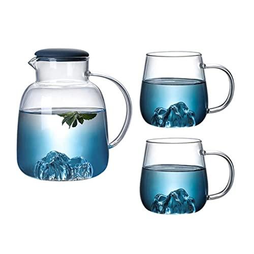 YIFEI2013-SHOP Wasserkrug Glaswassertopf...